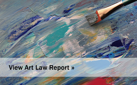 View the Art Law Report blog