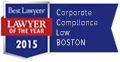 "Harvey E. Bines: Best Lawyers ""Lawyer of the Year"" 2015: Corporate Compliance Law - Boston"
