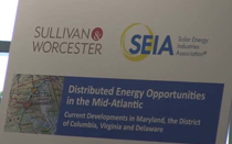 Distributed Energy Opportunities in the Mid-Atlantic