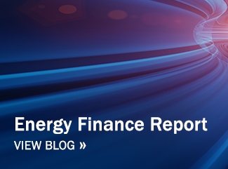 View Energy Finance Report blog