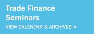 View our Trade Finance Breakfast Seminar calendar and archives