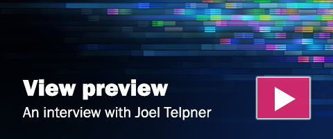 View preview interview with Joel Telpner