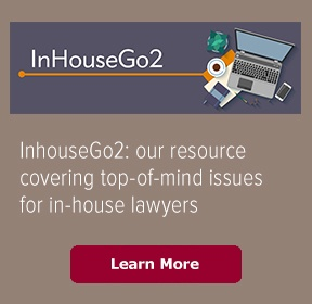 Read the latest news for in-house counsel on InhouseGo2