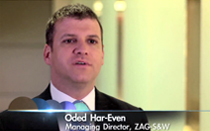 Image of Meet Oded Har-Even, ZAG-S&W Managing Director